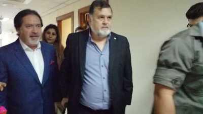 Ramón Benítez con arresto domiciliario