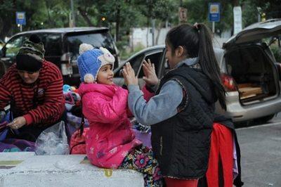 Bajas temperaturas continuarán en feriado