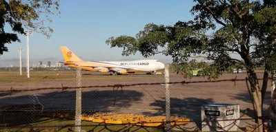 Este sábado se liberaría del Aeropuerto el total del cargamento con insumos médicos para Salud