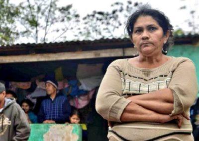 Obdulia Florenciano, madre de Edelio Morínigo: 'Tengo 12 hijos, lamentablemente me falta uno cuyo espacio no puedo llenar'