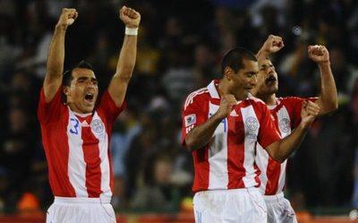 """""""Tengo esta tonada, pero mi sentimiento por Paraguay nunca va a cambiar"""""""