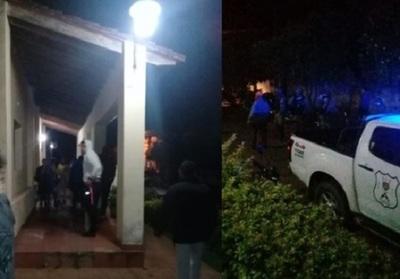 Concejal y su hermano son acusados de disparar a dos personas
