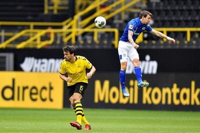 La Bundesliga regresa bajo estrictas normas de seguridad