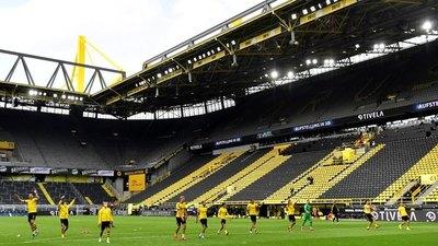 'Echamos mucho de menos a nuestro público', dice DT del Dortmund