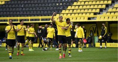 Volvió el fútbol profesional con los primeros partidos de la liga alemana