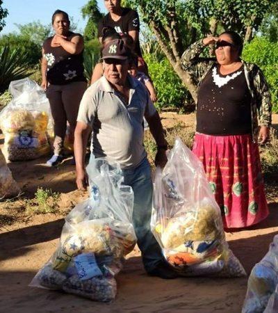 Ñangareko y Pytyvô asistieron a casi mil quinientos trabajadores vulnerables del sector cultural