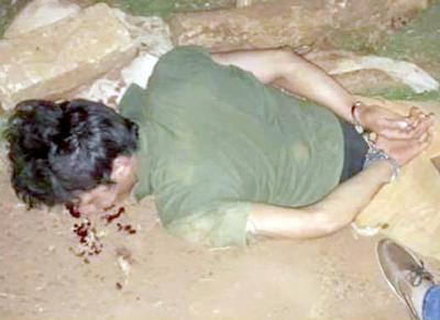«Tahyi» fue condenado a 15 años de cárcel por robo, coacción y violación