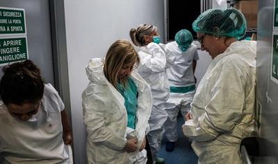 Brasil registró 485 muertes y casi 8000 nuevos casos en 24 horas