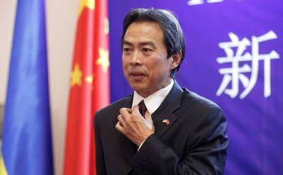 Hallan muerto a embajador de China