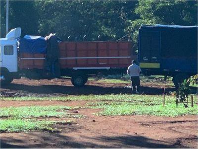 Contrabando  ingresa en camiones grandes  pese a controles