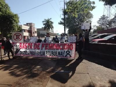 Familiares de Edilia Balbuena hallada muerta exigen investigación
