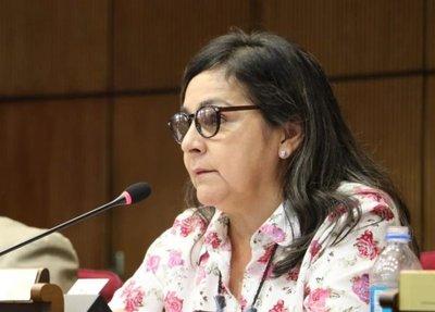 Georgia Arrúa dice que es 'absurdo' involucrarla en el supuesto plan para derrocar a Prieto