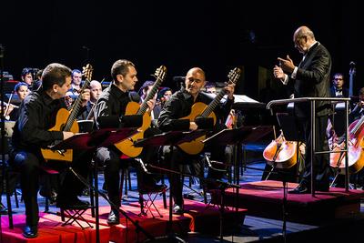 OSN te acompaña hoy con La Sinfónica Contigo para disfrutar desde tu casa
