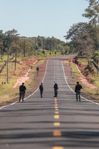 Obras en tramos de la Ruta PY13 benefician a más de treinta y dos mil personas