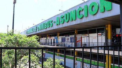 Estricto protocolo para abordar buses en la Terminal de Asunción