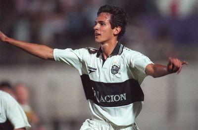 ¿Cuántos partidos en primera había jugado Roque antes del Mundial 1998?