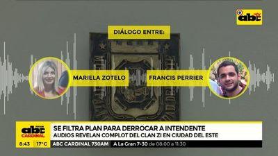 Se filtra plan para derrocar al intendente de Ciudad del Este