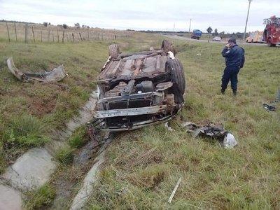 Policía del Grupo Lince alcoholizado protagoniza accidente