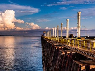 Navegación por el río Paraná se reinicia este martes de forma alternada