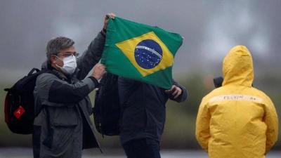 Brasil ya es el tercer país con más contagiados