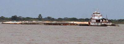 Desde hoy se reinicia la navegación por el río Paraná