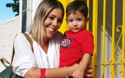 DeniseHuttery el particular video junto a su hijo