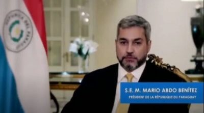 Abdo Benítez resalta las medidas drásticas para que ciudadanía despierte