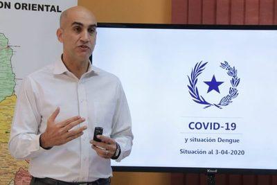 Suman en Paraguay 829 casos confirmados de coronavirus y 230 recuperados