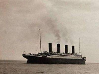 Jueza permite cortar el Titanic para obtener su telégrafo