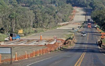 Ruta PY02 se duplica tras 80 años de su construcción, una obra cargada de historia
