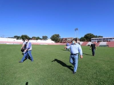 Suman 12 los estadios inspeccionados