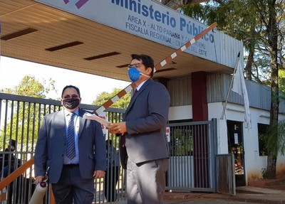Prieto denuncia a exfuncionarios por perjuicio económico a la Municipalidad