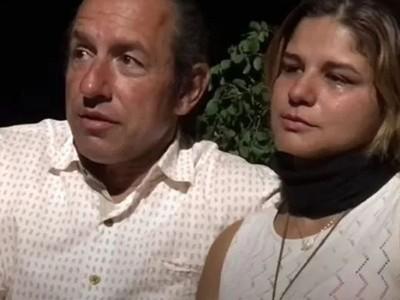 'Por lo que me dijo mi hija mayor, Reiner no buscaba a Juliette, parecía estar trabajando detrás de su ordenador'- Stephane Le Droumaguet