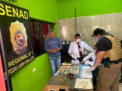 """Detienen al """"Rey del crack"""" en Pedro Juan Caballero"""