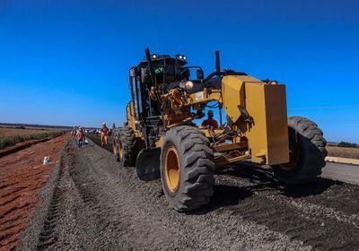 Ruta PY02: Obras de duplicación registran 22% de avance