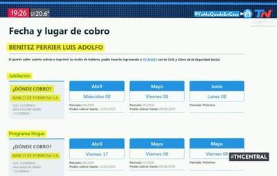 Denuncian a tío de Abdo por supuesto cobro irregular de pensión en Argentina