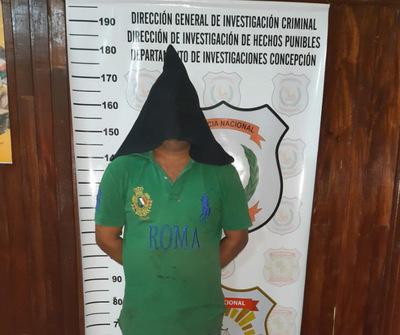 Horqueta: Detienen a un hombre tras allanamiento