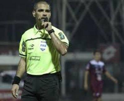 El protocolo para los árbitros