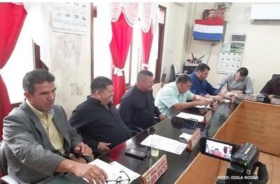 Municipalidad pide autorización para contraer préstamo