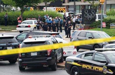 El diario The Capital, que sufrió un tiroteo, cubre su propia tragedia