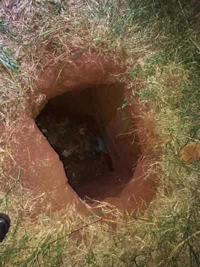 Túnel es 'maquillaje': 75 reos salieron en grupos por el portón, revela ministro