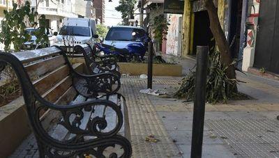El Paseo de las Luces de Asunción sufre más robos