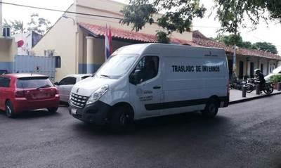 Policía frustra la fuga de dos reos del Juzgado de Luque • Luque Noticias