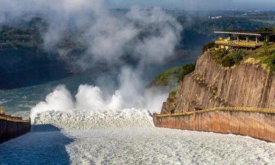 Aguas liberadas por Itaipú permiten movilizar exportación de unas 200.000 toneladas de soja – Diario TNPRESS