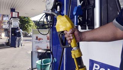 Apesa confirma reducción de G. 250 en precio de combustible desde hoy