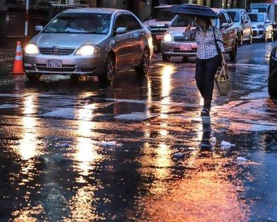 Frío y lluvia desde el jueves