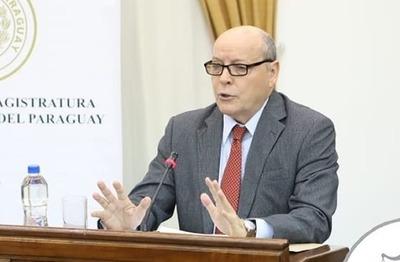 Ministro a Diesel: El nuevo integrante de la Corte y su objetivo principal
