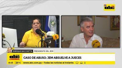 Caso abuso a menor en Paraguarí JEM absuelve a jueces
