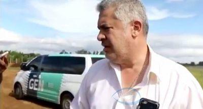 Desde el cuartel, Intendente manejará la Municipalidad de Pedro Juan a control remoto