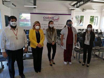 Ciudad Mujer Móvil podría volver con apoyo de Salud